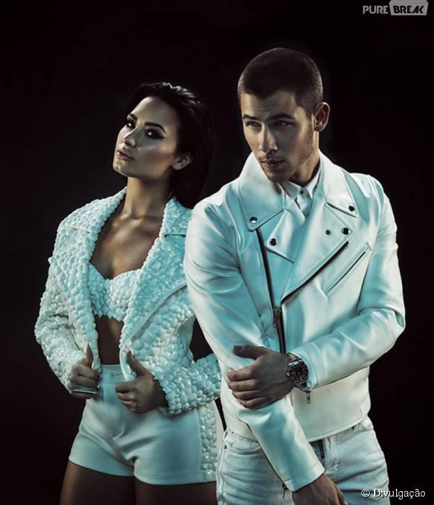 """Conhecer Demi Lovato e Nick Jonas juntos na """"Future Now Tour"""" vai sair bem caro"""