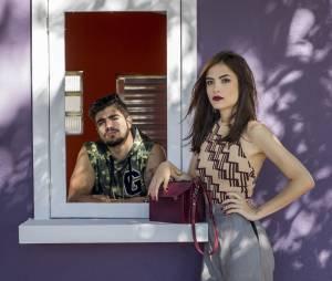 """Em """"I Love Paraisópolis"""",Maria Casadevall e Caio Castro repetiram parceria bem-sucedida de """"Amor à Vida"""""""