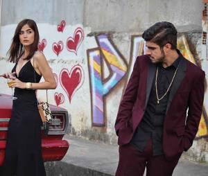 """No fim """"I Love Paraisópolis"""", amor de Margot (Maria Casadevall) e Grego (Caio Castro) deixa os shippers doidinhos!"""