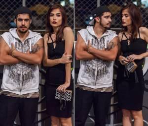 """A aproximação de Grego (Caio Castro) e Margot (Maria Casadevall) em """"I Love Paraisópolis"""" foi incrível"""