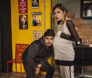 """Margot (Maria Casadevall) e Grego (Caio Castro) vão deixar muita saudade nos fãs de """"I Love Paraisópolis"""""""