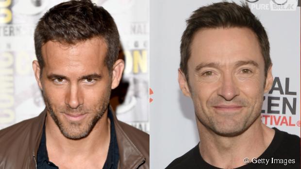 "Ryan Reynolds, de ""Deadpool"", posta vídeo pelo Twitter de Hugh Jackman"