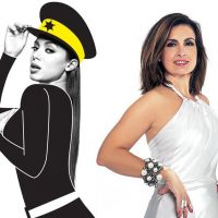 """Anitta agita o """"Encontro com Fátima Bernardes"""" e coloca apresentadora para dançar ao som de """"Bang""""!"""