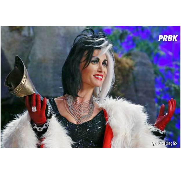 """Em """"Once Upon a Time"""": Cruella de Vil (Victoria Smurfit) está de volta na 6ª temporada B!"""