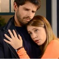 """Novela """"Cúmplices de um Resgate"""": Otávio (Duda Nagle) pede Rebeca em casamento!"""