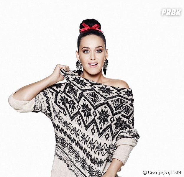 Katy Perry estrela campanha da H&M com direito a trilha sonora!