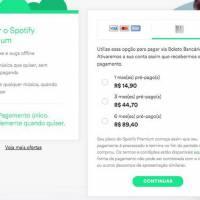 Spotify pré-pago chega ao Brasil: agora é possível realizar o pagamento por boleto!