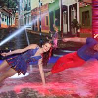"""Na """"Dança dos Famosos 2015"""": Agatha Moreira é eliminada e Viviane Araújo lidera a competição!"""