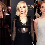 Adele, Jennifer Lawrence e Emma Stone jantam juntas em Nova York
