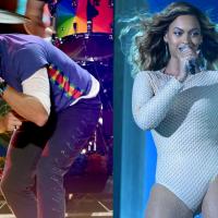 """Coldplay e Beyoncé divulgam trecho de música em parceria: ouça prévia de """"Hymn For The Weekend"""""""
