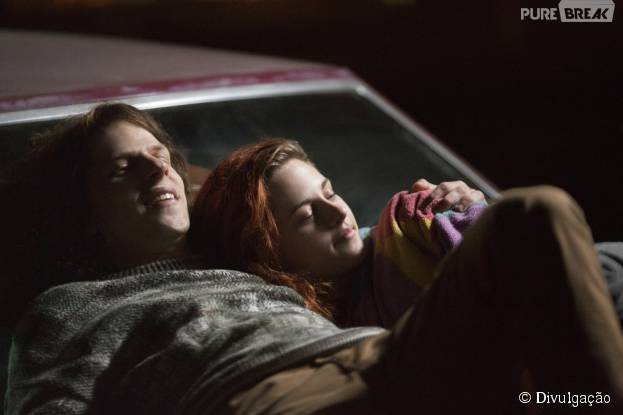 """Kristen Stewart e Jesse Eisenberg são as estrelas de """"American Ultra: Armados e Alucinados"""""""