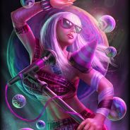 """Lady Gaga serve de inspiração para personagem do game """"Smite"""", confira!"""