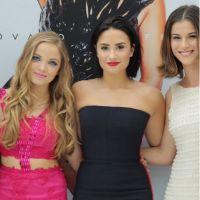 """Giovanna Chaves, de """"Cúmplices de Um Resgate"""", fala de encontro com Demi Lovato: """"Inesquecível"""""""