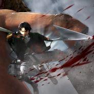 """Jogo """"Attack On Titan"""" ganha segundo trailer e previsão de lançamento no Japão"""