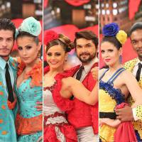 """Na """"Dança dos Famosos 2015"""": Arthur Aguiar, Viviane Araújo e Mariana Santos são os três finalistas!"""