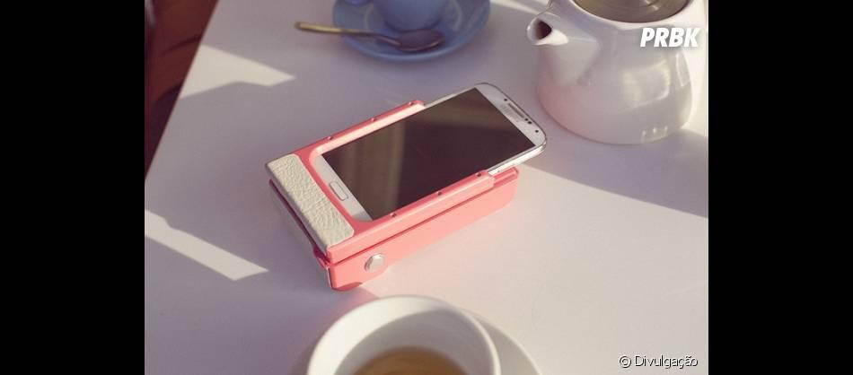 Com o Prynt, pessoas que possuem iPhone ou Galaxy poderão registrar e imprimir fotos assim que são feitas!