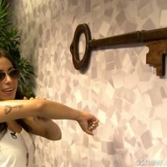"""Em """"Sai do Chão"""", Anitta ganha presentes exclusivos no camarim"""