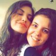 Giovanna Grigio afirmou que vai sentir falta dos amigos da escola
