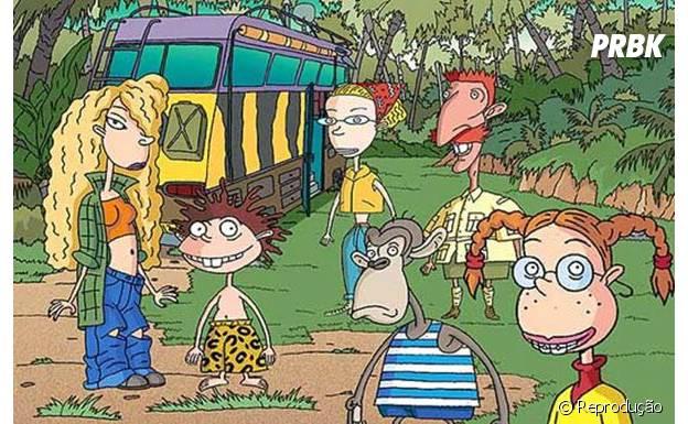 """Desenho """"Os Thornberrys"""": Lisa falava com os animais e viajava o mundo todo!"""