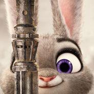 """""""Star Wars"""", """"Cinderela"""" e mais: """"Zootopia"""", nova animação da Disney, faz paródia com outros filmes"""