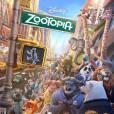 """""""Zootopia"""", nova animação da Disney mostrará cidade onde só existem animais, como se os humanos nunca tivessem existido"""