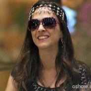 """Em """"Amor à Vida"""": Valdirene deixa hotel e vai direto para a casa do """"BBB 14""""!"""