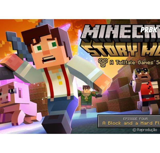 """Episódio 4 de """"Minecraft: Story Mode"""" chega em 22 de dezembro"""