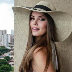 """Camila Queiroz, de """"Verdades Secretas"""", é um clone? Veja algumas famosas idênticas à eterna Angel"""