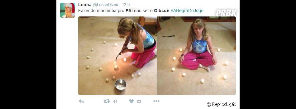 """Em """"A Regra do Jogo"""", memes tomam conta da internet após Gibson (José de Abreu) se revelar o Pai da facção!"""