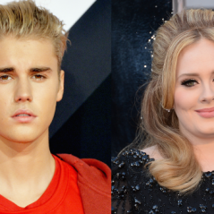 Justin Bieber e Adele batem novos recordes na parada britânica, segundo Official Charts!