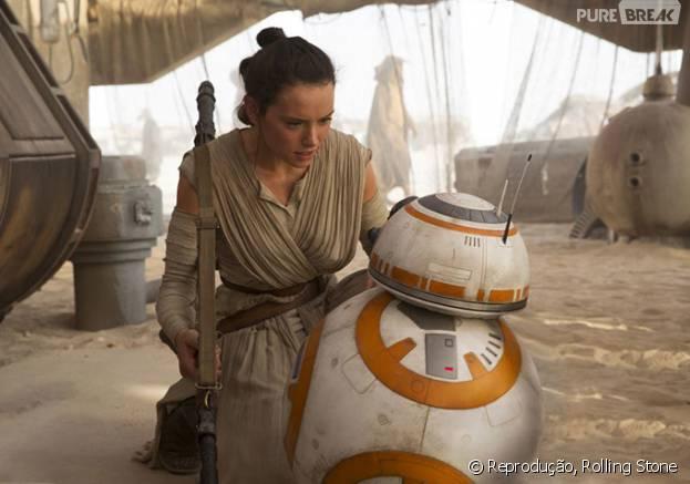 """""""Star Wars VII: O Despertar da Força"""" chegou aos cinemas em 17 de dezembro"""