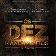 """Filme """"Os Dez Mandamentos"""", baseado na novela da Record, acaba de ganhar o seu 1º trailer. Assista!"""