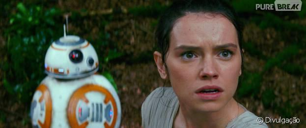 """""""Star Wars VII: O Despertar da Força"""" é o filme mais assistido nos Estados Unidos no último final de semana"""