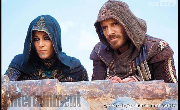 """Michael Fassbender aparece incrível em nova imagem do filme de """"Assassin's Creed"""""""