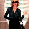 "Em ""Supergirl"": Cat(Calista Flockhart) descobre identidade secreta de Kara (Melissa Benoist)!"