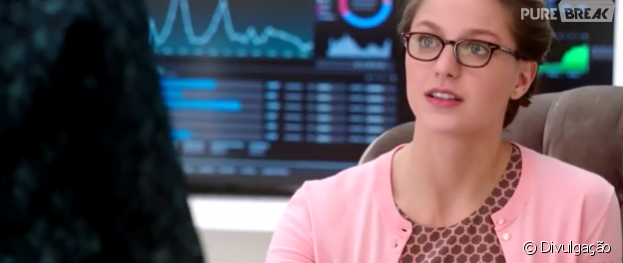 "Em ""Supergirl"": Kara (Melissa Benoist) é descoberta por Cat(Calista Flockhart)!"
