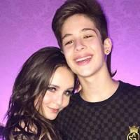 Larissa Manoela e João Guilherme Ávila passam o Réveillon juntos após assumirem namoro! Veja foto!