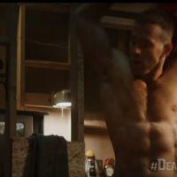 """De """"Deadpool"""": super-herói aparece sem camisa e diz que o filme é uma história de amor!"""