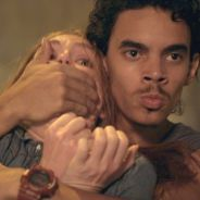 """Novela """"Totalmente Demais"""": Eliza (Marina Ruy Barbosa) é atacada por Jacaré e seus comparsas!"""