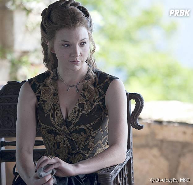 """Natalie Dormer, de """"Game of Thrones"""", manda recado para os fãs da série: """"Estamos cada vez mais perto"""""""