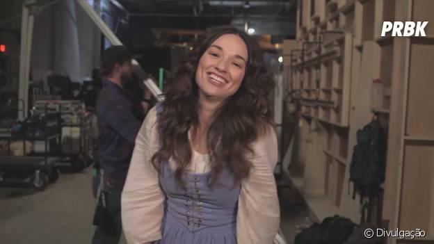 """Em """"Teen Wolf"""": na 5ª temporada, Crystal Reed está de volta a série!"""