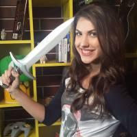 """Giovanna Grigio, de """"Êta Mundo Bom"""", no Meet & Break: atriz fala sobre carreira, namoro e mais!"""