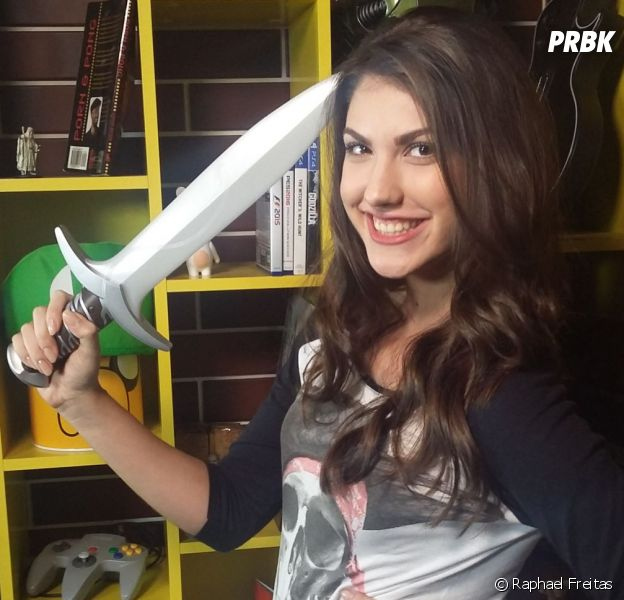 Giovanna Grigio é a primeira convidada do Meet & Break 2016
