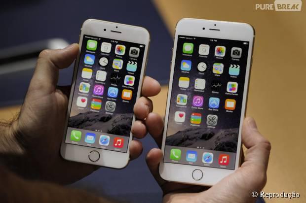 Os novos iPhone 6 e iPhone 6S já estão disponíveis para comprar no Brasil!
