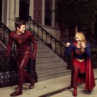 """De """"The Flash"""" e """"Supergirl"""": crossover das duas séries? Presidente da emissora dá esperanças!"""