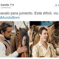 """Novela """"Êta Mundo Bom!"""": memes e reações ganham as redes sociais na estreia!"""