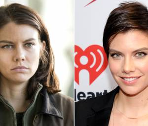 "Após cortar o cabelo, Lauren Cohan diz que novo visual de Maggie será explicado em ""The Walking Dead"""