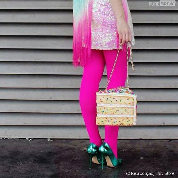 Designer cria bolsas com formatos de doces. Confira essa loucura e se delicie!