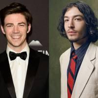 """Grant Gustin, de """"The Flash"""", apoia Ezra Miller no papel do herói nas telonas: """"Ator fantástico"""""""