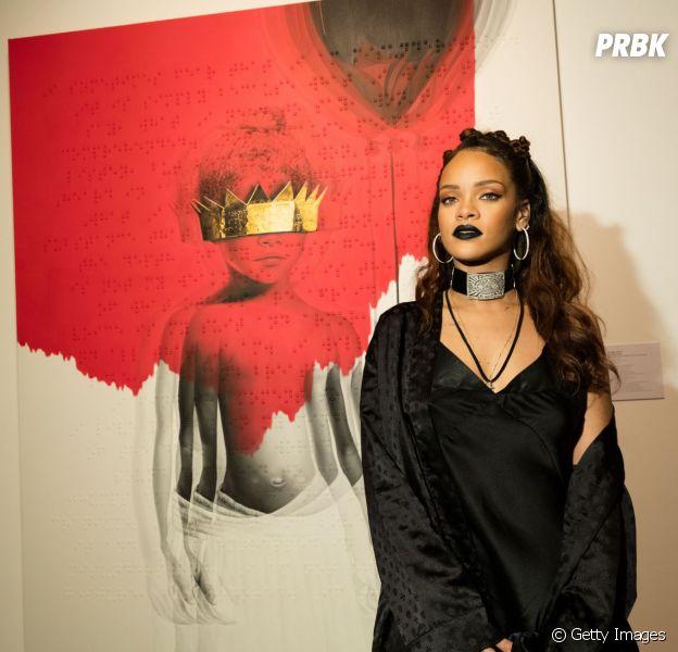 """O álbum """"Anti"""" está finalizado! Rihanna está prestes a lançar seu oitavo CD de estúdio"""